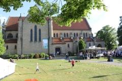Spiel und Spaß am Nachmittag bei Church & Flames