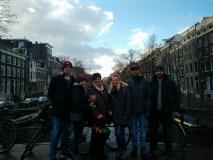 Felis Weltreise Amsterdam