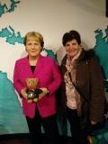 Felis Weltreise Angela Merkel